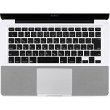 "POWER SUPPORT Wrist Rug for MacBook Pro 13"" Unibody [PWR-53] - Keyboard Cover Protector"